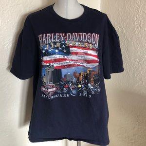 Harley-Davidson 110 Anniversary Rally T-Shirt XXL